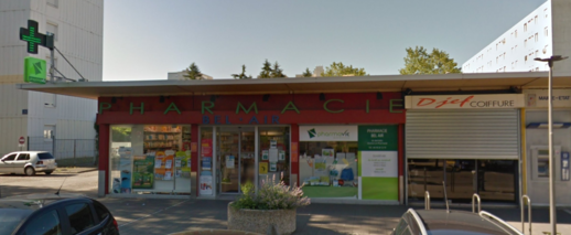 Pharmacie Bel Air,Saint Priest