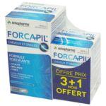 Acheter Forcapil Gélules croissance vitalité cheveux ongles B/180+60 à Saint Priest