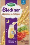 Acheter Blédîner Céréales Légumes du potager 240g à Saint Priest