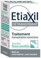 Etiaxil Aisselles Détranspirant Peau Sensibles Roll-on/15ml à Saint Priest