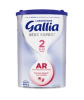Gallia Bebe Expert Ar 2 Lait En Poudre B/800g à Saint Priest