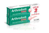 Pierre Fabre Oral Care Arthrodont Dentifrice Classic Lot De 2 75ml à Saint Priest