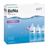 RENU MPS, fl 360 ml, pack 3 à Saint Priest