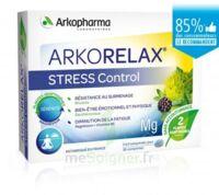 Arkorelax Stress Control Comprimés B/30 à Saint Priest