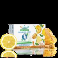 Puressentiel Respiratoire Pastilles Respiratoire Gorge Miel-citron - 18 Pastilles à Saint Priest