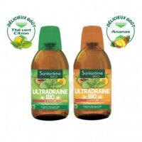 Ultradraine Bio Solution buvable Thé vert citron Fl/500ml à Saint Priest