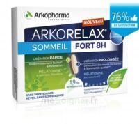Arkorelax Sommeil Fort 8H Comprimés B/15 à Saint Priest