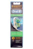 Brossette De Rechange Oral-b Dual Clean X 3 à Saint Priest