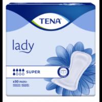 Tena Lady Protection Anatomique Adhésive Super Sachet/30 à Saint Priest
