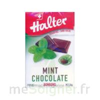 Halter Bonbons Sans Sucres Menthe Chocolat à Saint Priest
