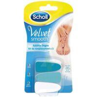 Scholl Velvet Smooth Ongles Sublimes kit de remplacement à Saint Priest