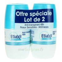 Etiaxil Deo 48h Roll-on Lot 2 à Saint Priest