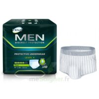 Tena Men Protection Urinaire Niveau 4 B/10 à Saint Priest