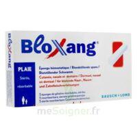 BLOXANG Eponge de gélatine stérile hémostatique B/5 à Saint Priest