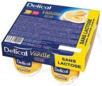 Delical Creme Dessert Hp Hc Sans Lactose, Pot 200 G X 4 à Saint Priest
