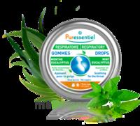 Puressentiel Respiratoire Gommes Menthe-Eucalyptus Respiratoire - 45 g à Saint Priest