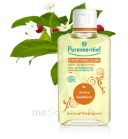 Puressentiel Articulations & Muscles Huile de massage BIO** Effort Musculaire - Arnica - Gaulthérie - 100 ml à Saint Priest