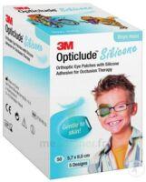 Opticlude Design Boy Pansement orthoptique silicone maxi 5,7x8cm à Saint Priest