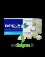 Elgydium Antiplaque Chew gum B/10 à Saint Priest
