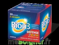 Bion 3 Défense Junior Comprimés à Croquer Framboise B/30 à Saint Priest