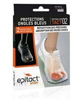 EPITACT SPORT PROTECTIONS ONGLES BLEUS EPITHELIUMTACT 02, small à Saint Priest