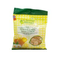Le Pastillage Officinal Gomme miel citron Sachet/100g à Saint Priest