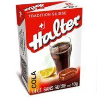 Halter Bonbon Sans Sucre Cola B/40g à Saint Priest