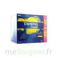 Tampax Compak - Tampon Régulier à Saint Priest