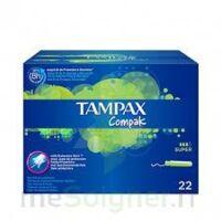 Tampax Compak - Tampon Super à Saint Priest