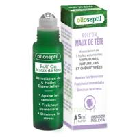 Olioseptil Huile essentielle maux de tête Roll-on/5ml à Saint Priest