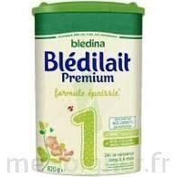Blédina Blédilait Premium 1 Lait En Poudre B/800g à Saint Priest