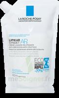 Lipikar Syndet Ap+ Crème Lavante Relipidante Eco-recharge/400ml à Saint Priest
