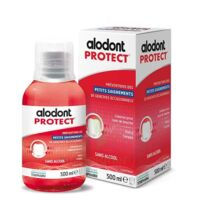 ALODONT PROTECT Solution bain de bouche Fl/500ml à Saint Priest